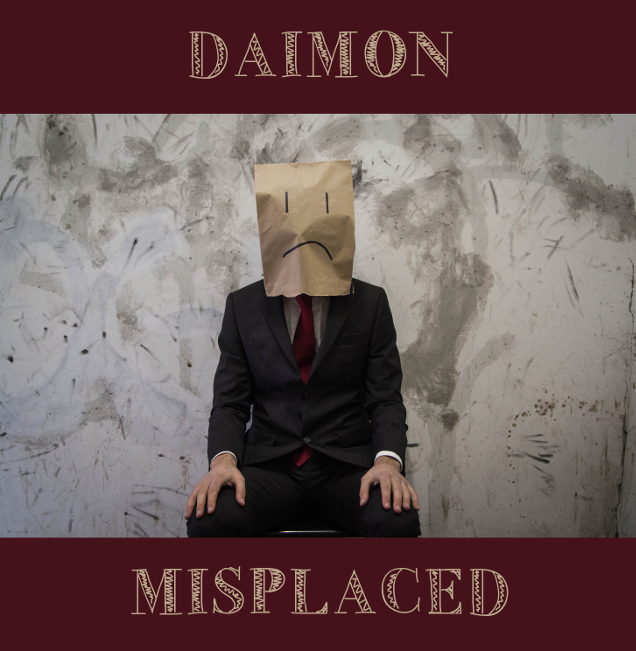 Front cover of the Misplaced LP